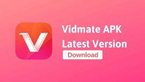 vidmate apk - latest version banner.