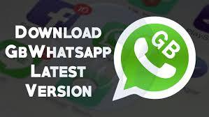 download gbwhatsapp apk latest version.