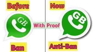 anti ban in gbwhatsapp apk