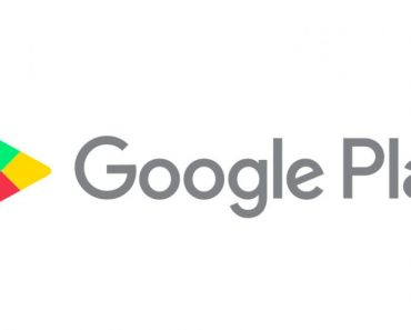 google play icon with logo banner