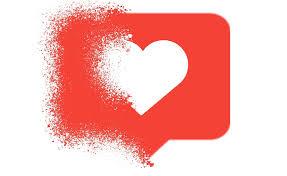 instagram apk - like button