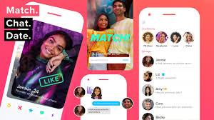 match. chat. date through tinder mod apk