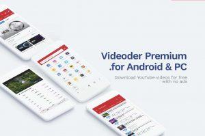 videoder premium for android