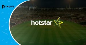 Hotstar for streaming cricket matches and IPL
