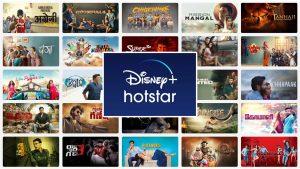 Hotstar Mod apk with movie titles