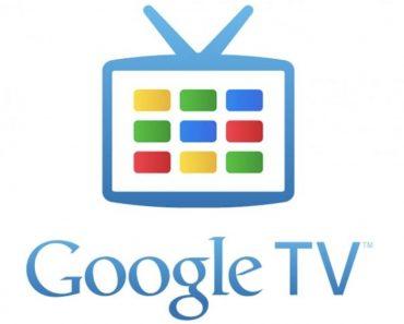 Google TV Apk old logo.