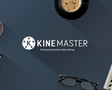kinemaster app cover image.