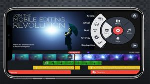 kinemaster mod apk - mobile editing revolution.