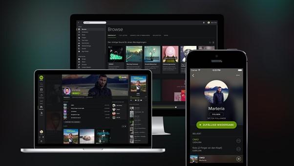 spotify mod apk - compatibility across platforms.