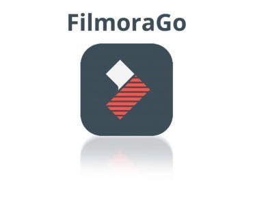 Filmora Go icon and logo