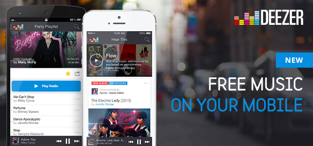 free music on your mobile.