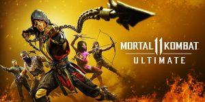 Mortal kombat mod apk - cover image