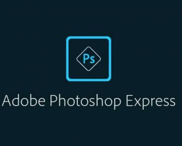 Adobe Photoshop express - logo and cover