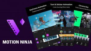 motion ninja mod apk- features in one slide.