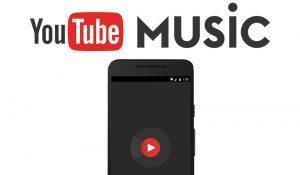 youtube music mod apk logo with phone icon.