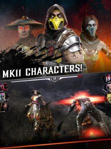 MK11 characters.