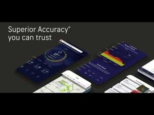 Accuweather mod apk - superior accuracy users can trust,