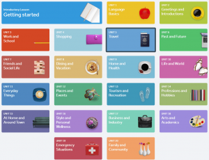 bit sized lessions - Rosetta stone mod apk