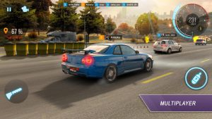CarX Highway Mod Apk - multiplayer with realistic graphics