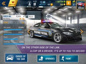 CarX Highway Mod Apk - play as a cop or a driver