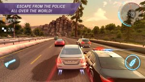 CarX Highway Mod Apk - escape from the police all over the world.
