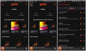 songs list in gaana premium