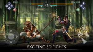 Shadow Fight 3 mod apk - exciting 3D fights.