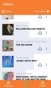 save books and audio books in your device with gigl.
