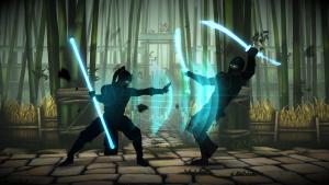 Shadow Fight 3 mod apk - light swords