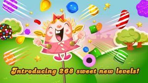 introducing 268 sweet new levels.