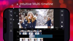 Intuitive multi-timeline