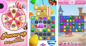 Candy Crush Mod Apk - power up with daily rewards
