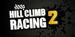 Hill climb racing 2 mod apk - logo and cover image