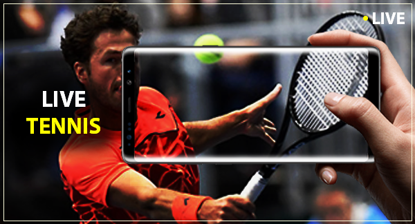 live tennis easy watching