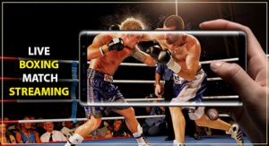 boxing match streaming on live ten sports