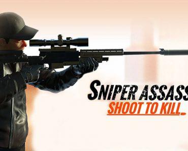 sniper assassin mod apk where you can shoot to kill