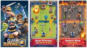 duel players in real time functionality and unlock new arenas.
