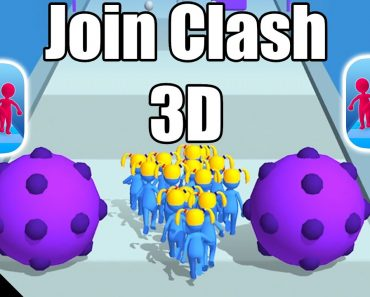 Join clash 3D starting page