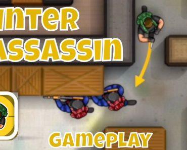 hunter assasin mod apk gameplay is explained on popularapk.com