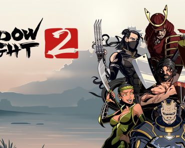 shadow fight 2 mod cool graphics