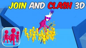 Join clash 3D intro