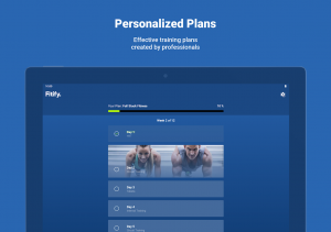 personalized plans in fitify mod premium