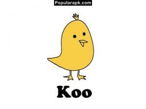 Koo Mod Apk logo.