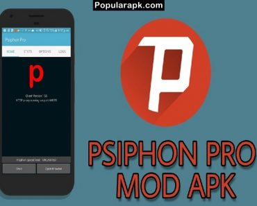 psiphon pro mod logo with caption in red.