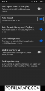there are several features in Vanced apk