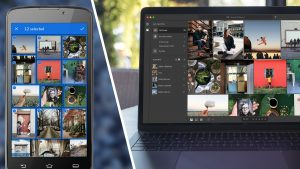 adobe lightroom apk select photos and edit in laptop
