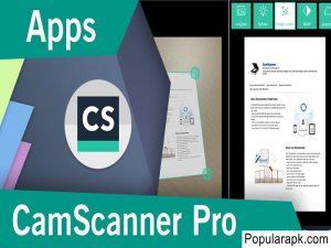 popular camscanner pro on popularapk.com