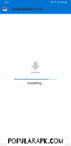 shows installing while mod apk guide
