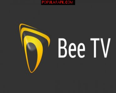 BeeTV mod apk cover photo with logo.