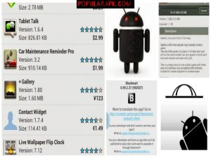 get paids apps for free from blackmart store.